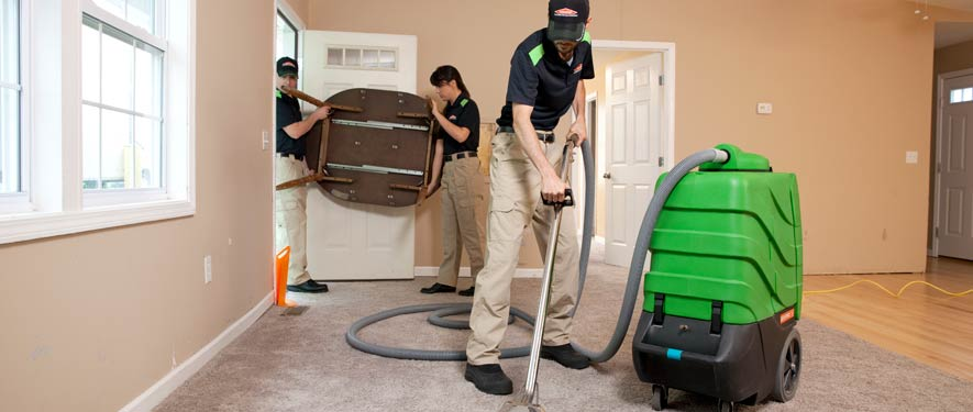 Hammond, LA residential restoration cleaning